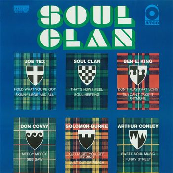 Soul Clan, Soul Clan « Barely Brothers Records