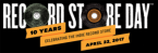 Saturday, April 22nd - Record Store Day! We'll open at 8:30 am!