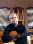 Sunday, October 16th, 1:00 pm: Solo Guitar w/ Nick Mordahl