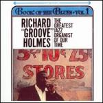 "Richard ""Groove"" Holmes, Book of the Blues, Vol. 1"